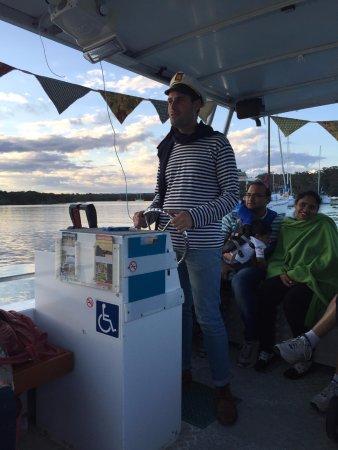 Huskisson, Australië: Captain Steve