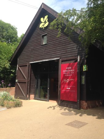 East Bergholt, UK: Flatford Mill