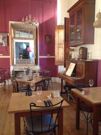 Cafe Ingles : Sala