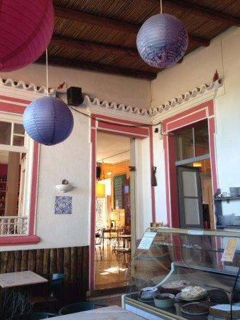 Cafe Ingles : Pátio interior