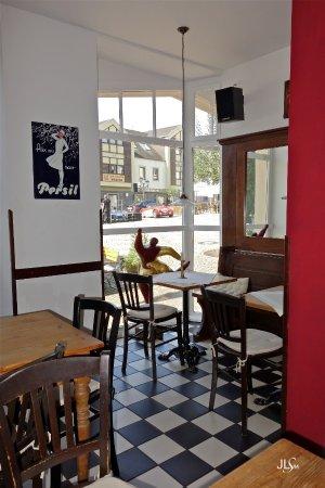 Wadern, Jerman: salle du restaurant
