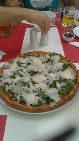 Pizza fioredina