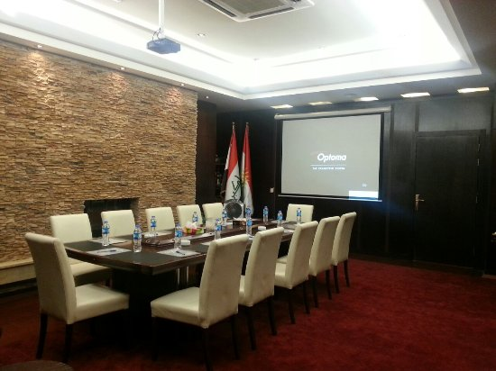 Executive Meeting Room - Picture of Canyon Hotel Erbil, Erbil ...