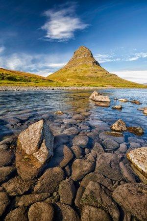 Grundarfjorour, Islandia: A montanha Kirkjufell