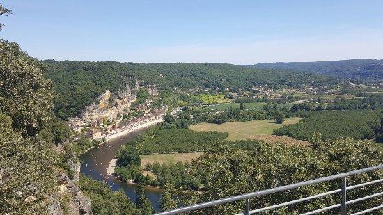 Vézac, Frankrig: Les Jardins de Marqueyssac
