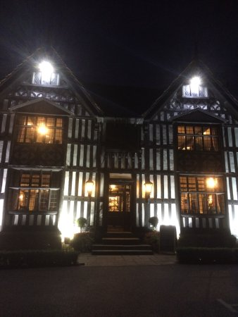 Sandbach, UK: Old Hall, no spooks seen!