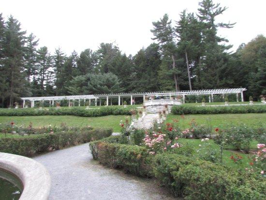 Yaddo Gardens: Pergola