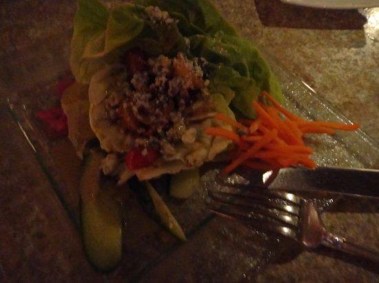 """Salamanca, estado de Nueva York: Boston Bibb salad was on the """"specials"""" menu"""