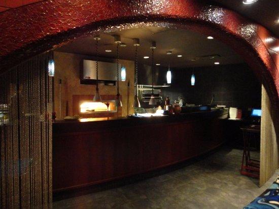 Salamanca, estado de Nueva York: beautiful kitchen in full view