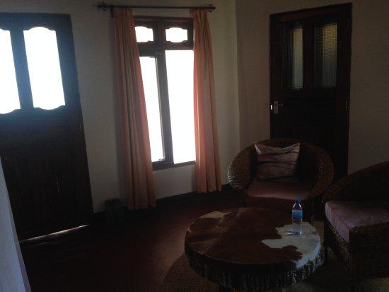 Karatu, Tanzania: Main entrance to room