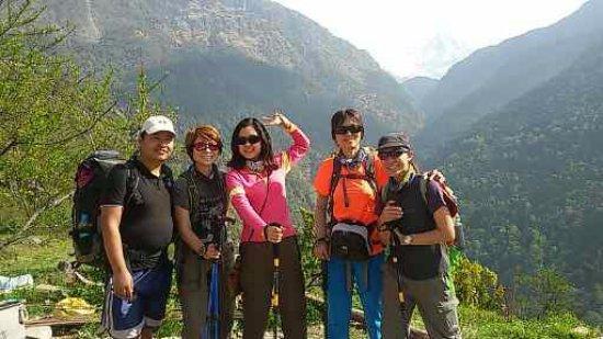 Долина Катманду, Непал: Annapurna Trip