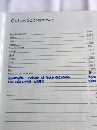 Esposende, Portugal: Restaurante Paredão