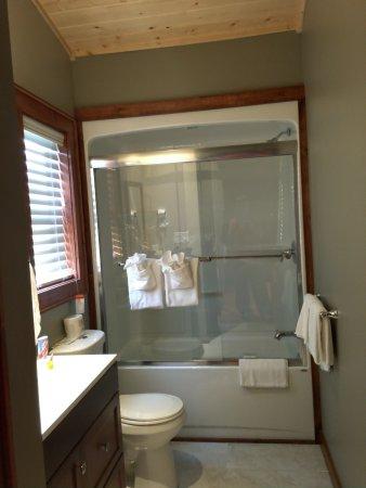 Minden, Kanada: Bathroom, executive cabin