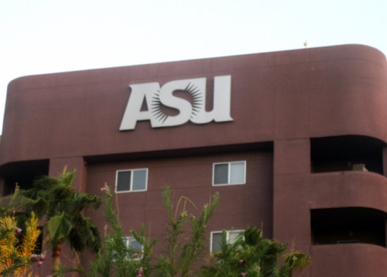 ASU Arizona State University Tempe AZ Picture of Arizona State