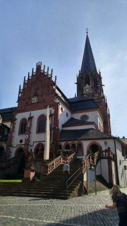 Aschaffenburg, Almanya: Beautiful setting