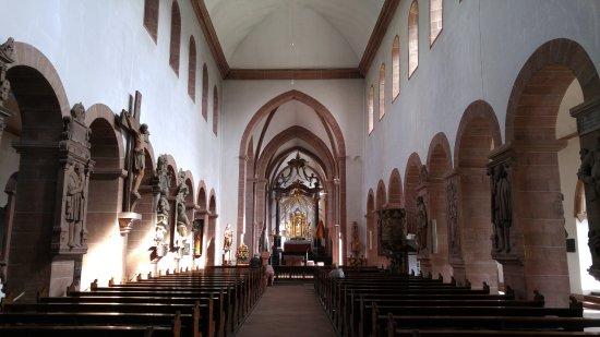 Aschaffenburg, Almanya: Inside