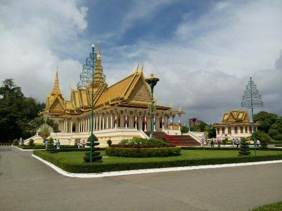 Srebrna Pagoda w Phnom Penh
