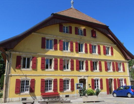 Couvet, سويسرا: Aussenansicht