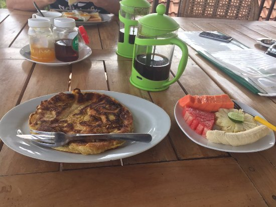 Puri Tugu Belanda : Great food