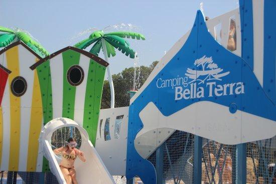 Camping Bella Terra : Camping bella terra hotel in blanes spain