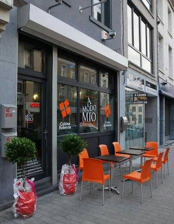 La Louviere, Belgio: A Modo Mio