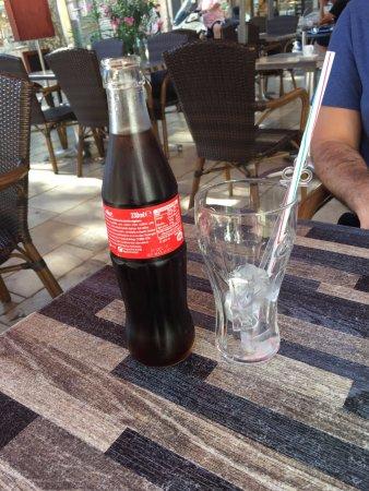 Brignoles, Francia: Cola