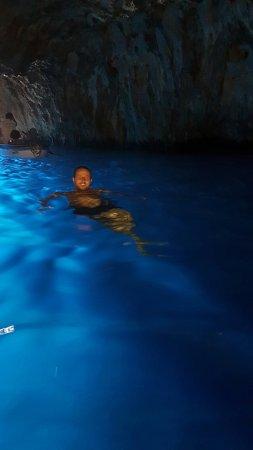 Blaue Grotte (Grotta Azzurra): 20160911_114638_large.jpg
