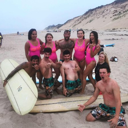 Pump House Surf Shop: Team Pump House at the 2016 Cape Cod Oldtimers Longboard Classic