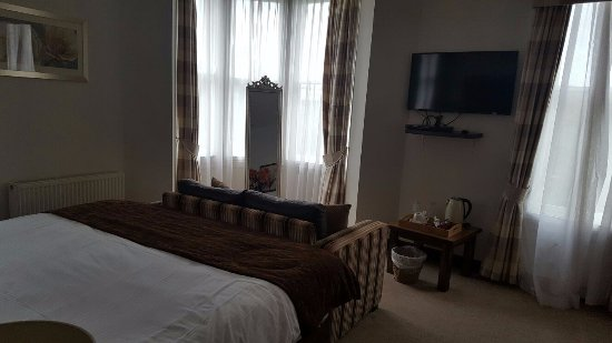 Barrow-in-Furness, UK: Room