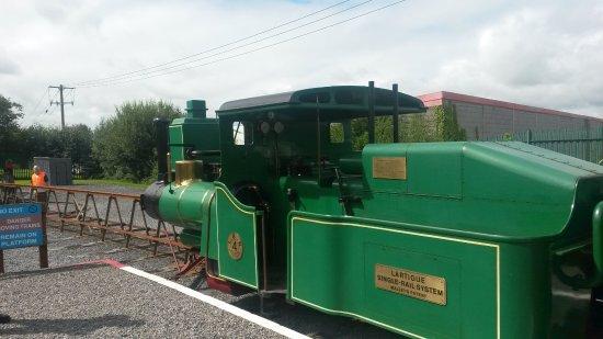 Listowel, Irlanda: Our carriage awaits