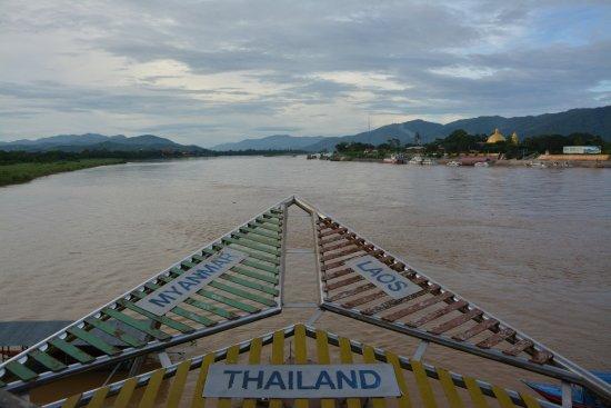 Τσιάνγκ Σαέν, Ταϊλάνδη: Triangolo