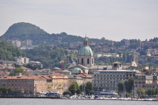 Hotel Villa Flori: City of Como