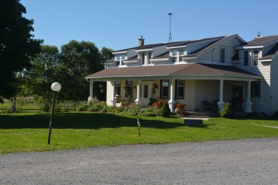 Hillier, Canada: Bed and Breakfast