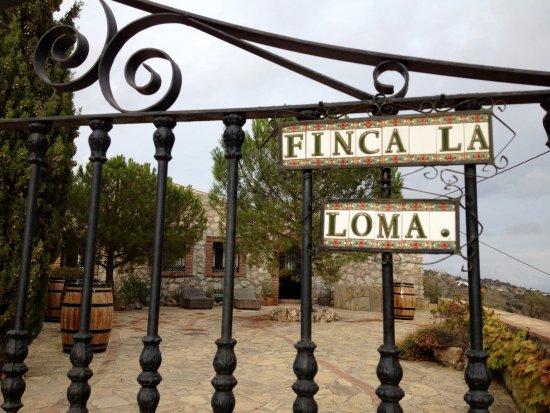 Comares, Ισπανία: Entrance