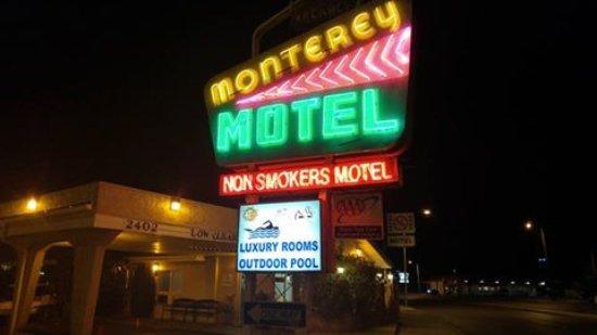 Monterey Non-Smokers Motel照片