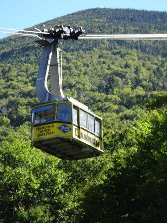 ฟรานโกเนีย, นิวแฮมป์เชียร์: Aerial Tramway