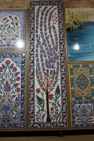 tuncer gift shop turkish tiles