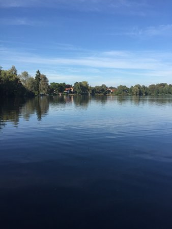 Wessling, Alemania: Cafe am See