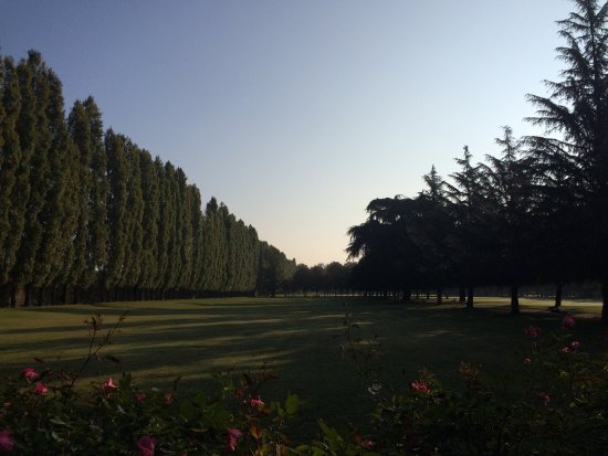 Cesano Maderno, Italia: Hotel Parco Borromeo