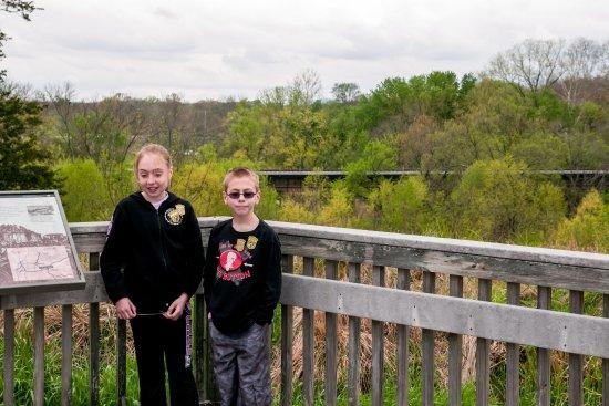 Murfreesboro, Τενεσί: Kids at Fortress Rosecrans