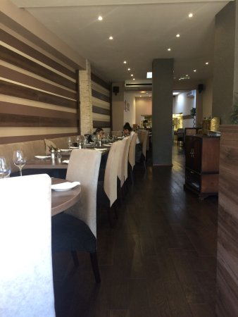 Fancy Restaurant Background nice restaurant. good well presented. little background music and