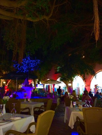 Paphos District, Cyprus: Sfeervol. Lekker eten. Goede wijnen.