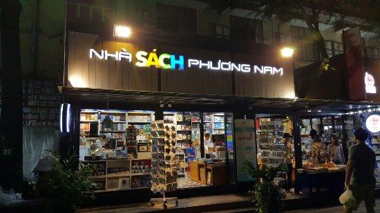 Ho Chi Minh City's Book Street