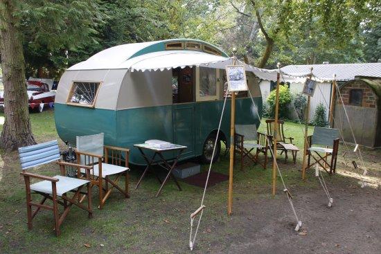 Farnham, UK: Caravan