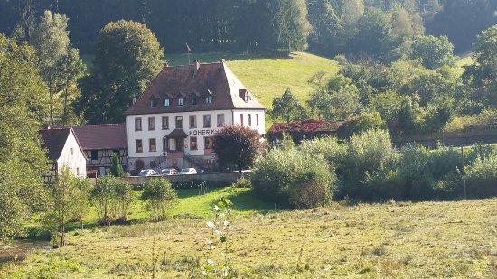 Rothenbuch, Allemagne : Gasthof Hoher Knuck