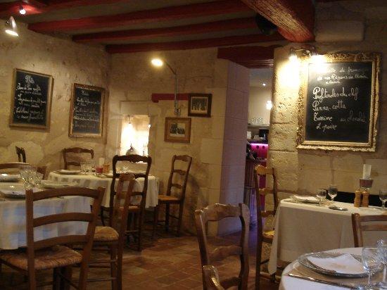 Azay-le-Rideau, Γαλλία: la salle
