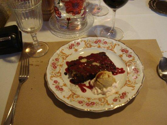 Azay-le-Rideau, Francia: et le dessert