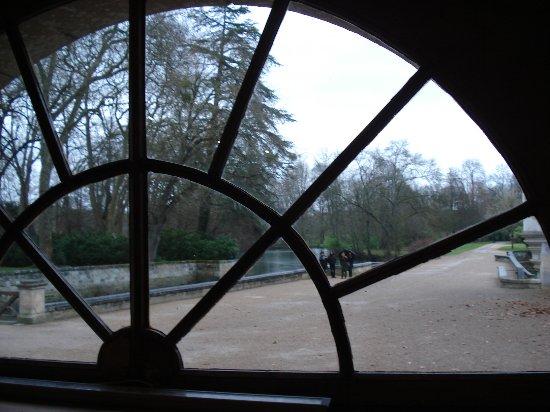 Azay-le-Rideau, Frankrike: à l'intérieur du château