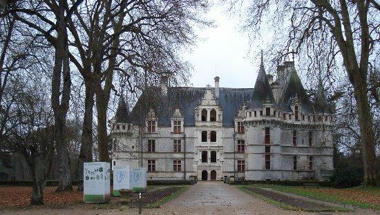 Azay-le-Rideau, فرنسا: le château à visiter absolument..