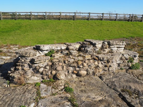 Piercebridge, UK: Ruins 1